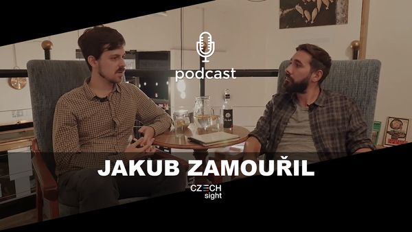 CZECHSIGHT PODCAST: Jakub Zamouřil, autor Petice za klima